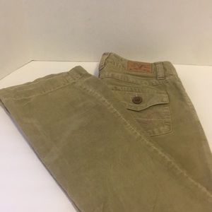 America Eagle Outfitters Corduroys